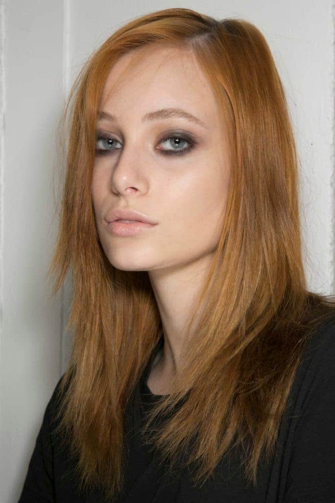 Layered Shoulder Length Hairstyles For Long Faces 57