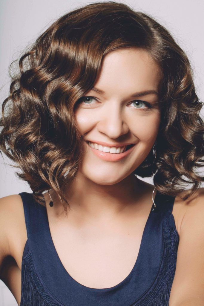 curly lob best haircuts for curly hair
