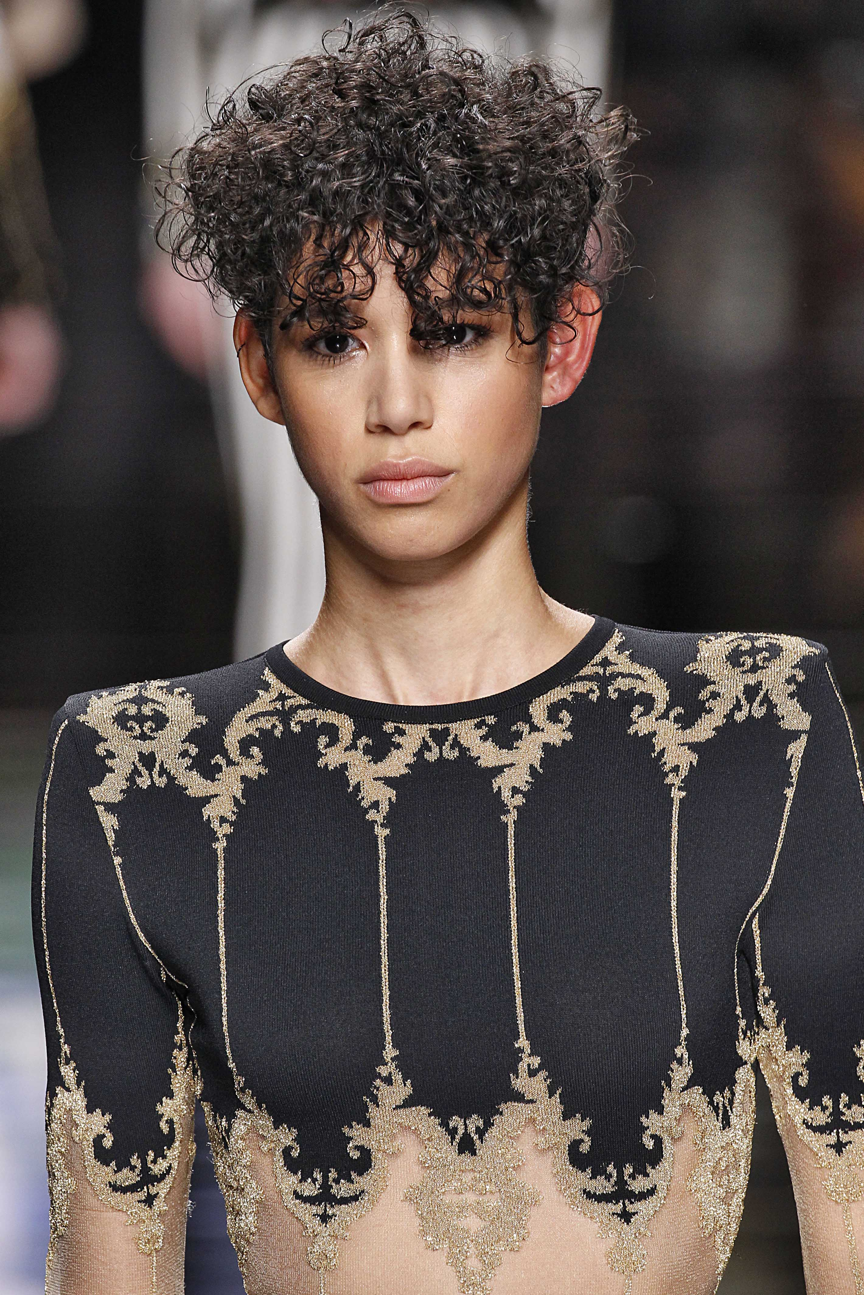 grown-out best haircuts for curly hair