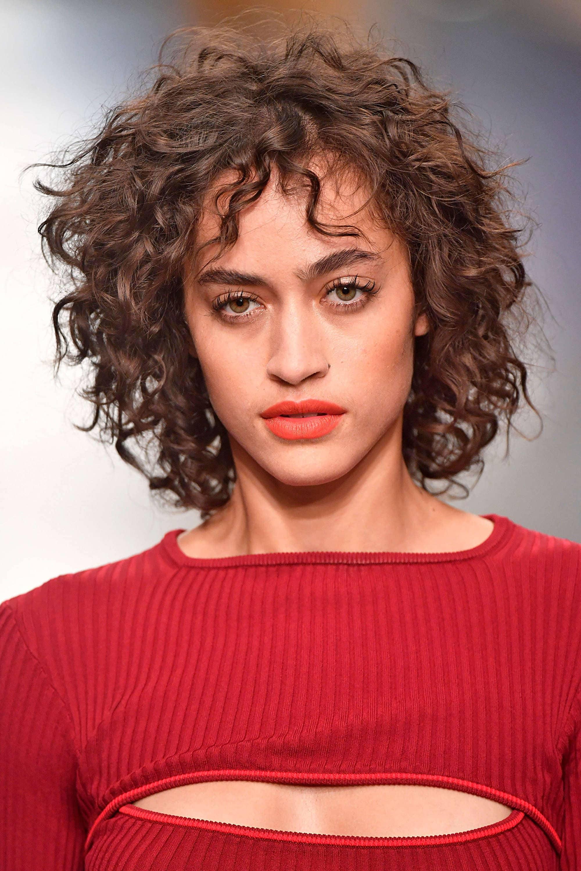 short shag best haircuts for curly hair