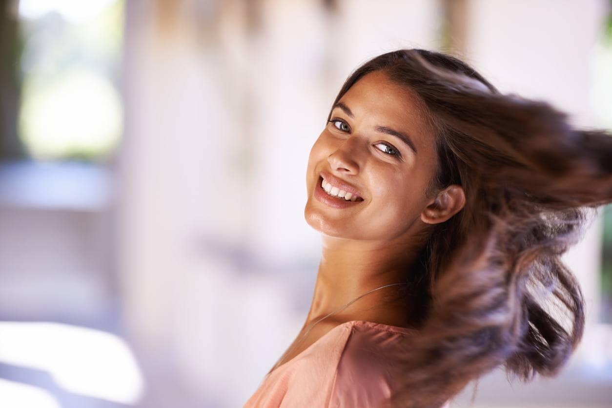 best shampoo for soft hair: long hair