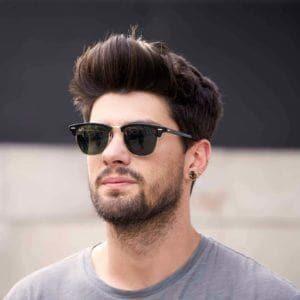 37+ Men Hairstyle Medium PNG