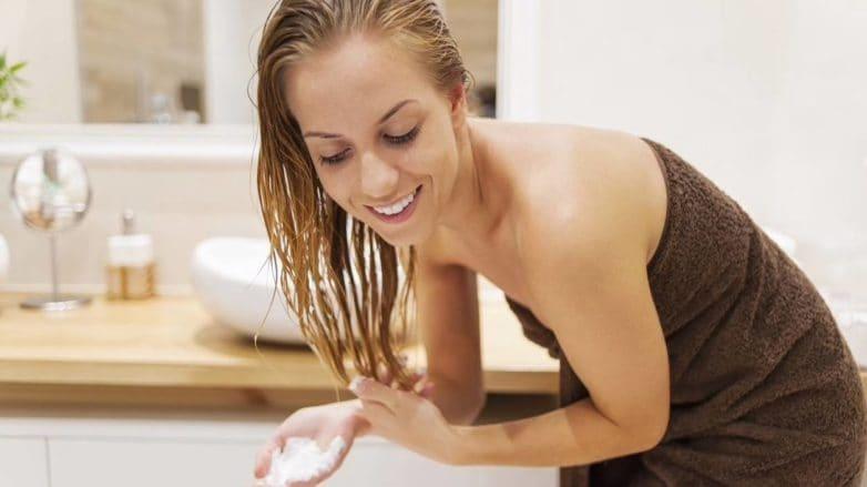 masking your hair