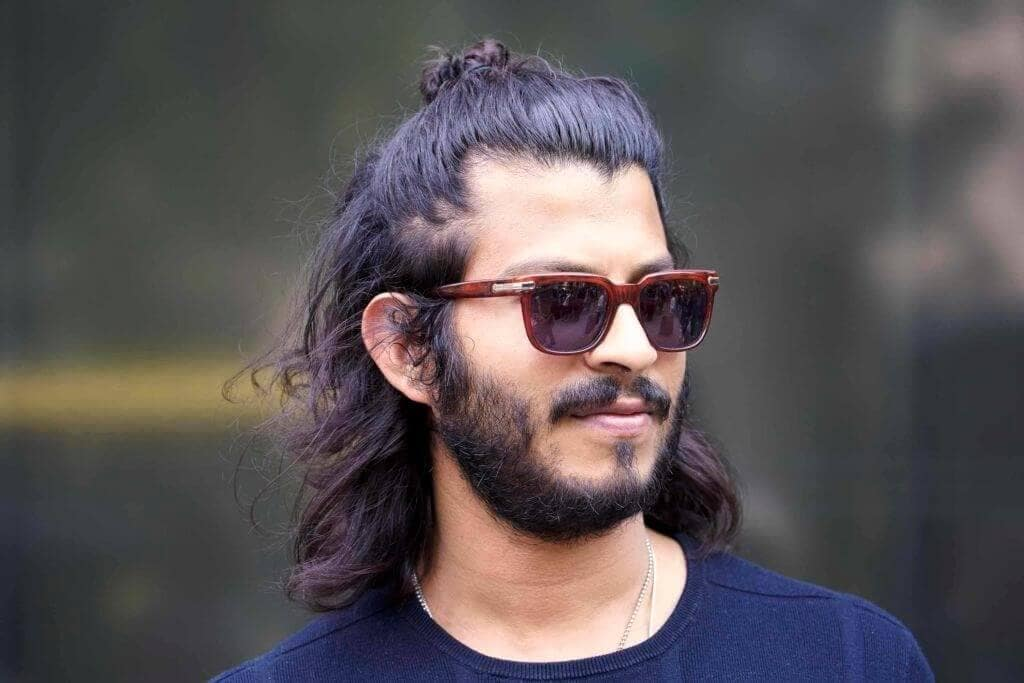 17 Best Man Bun and Beard Combos We're Kinda Obsessed With