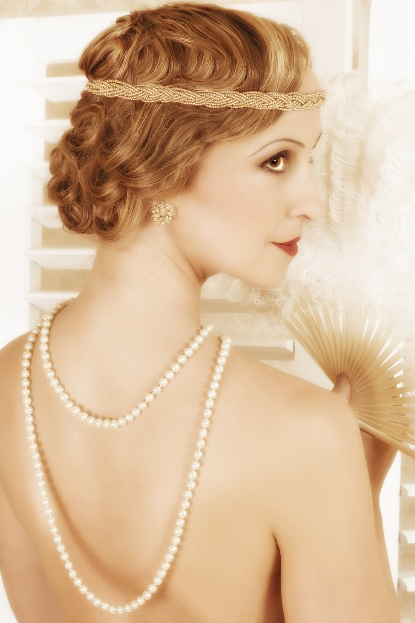 22 best glamorous 1920s hairstyles that you can try in 2019