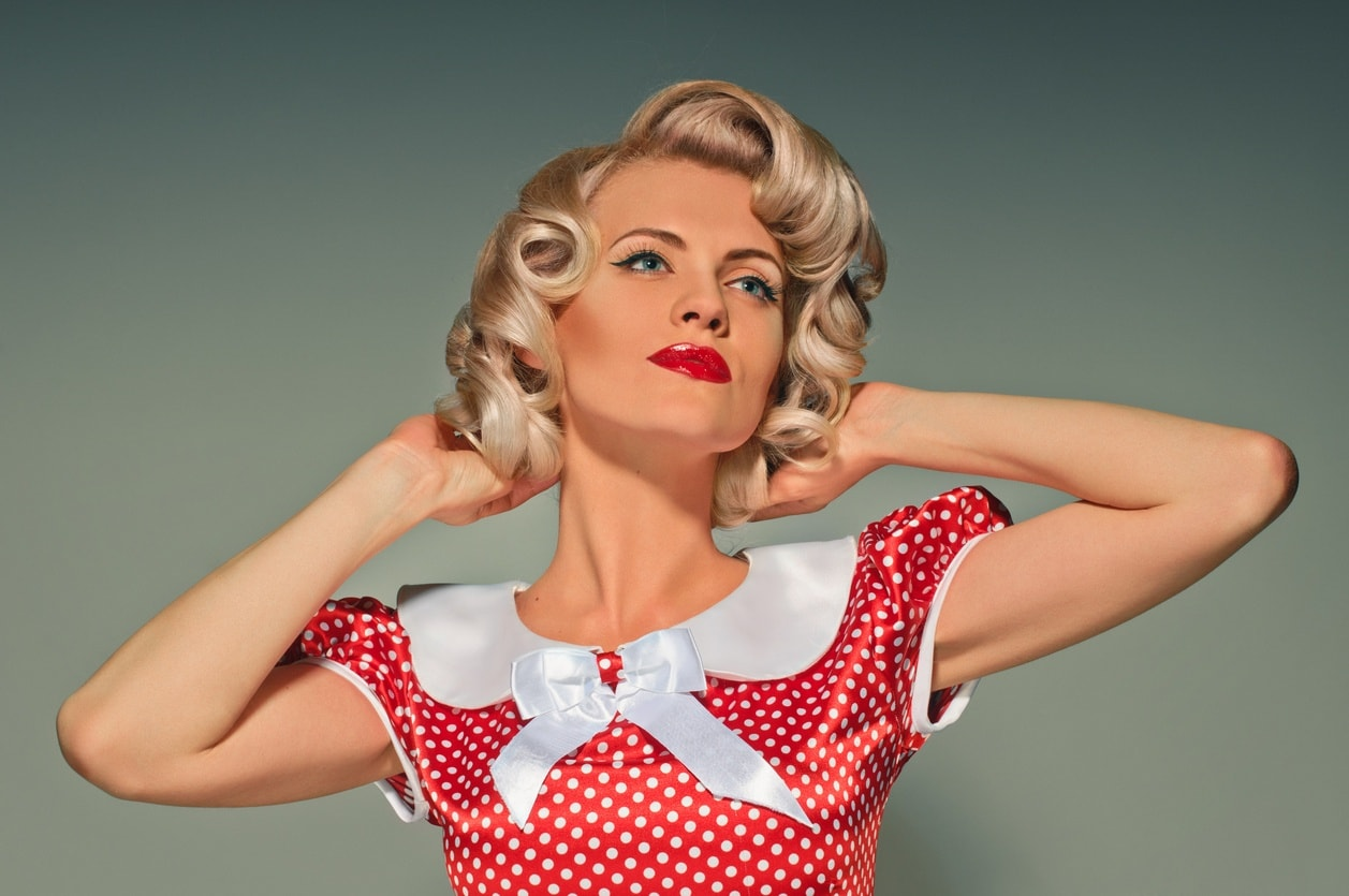 50s Hairstyles For Long Hair A Perfect Mix Of Vintage And Modern