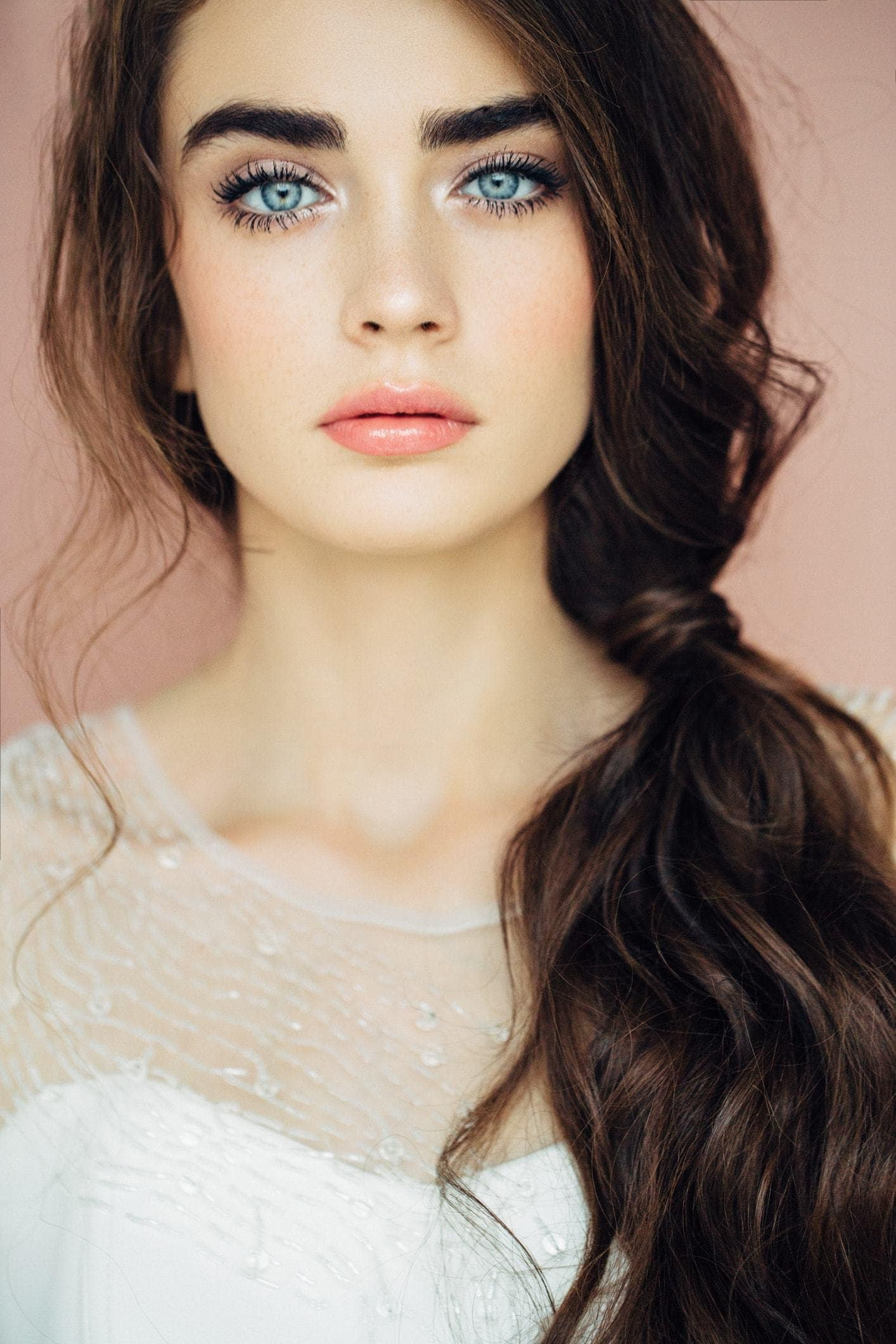 romantic side pony best long hairstyles