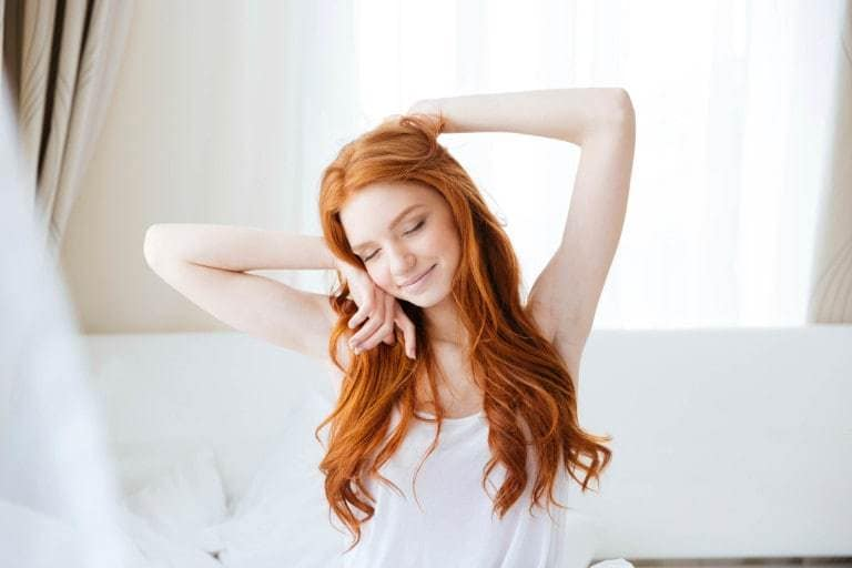 Brazilian blowout products red hair