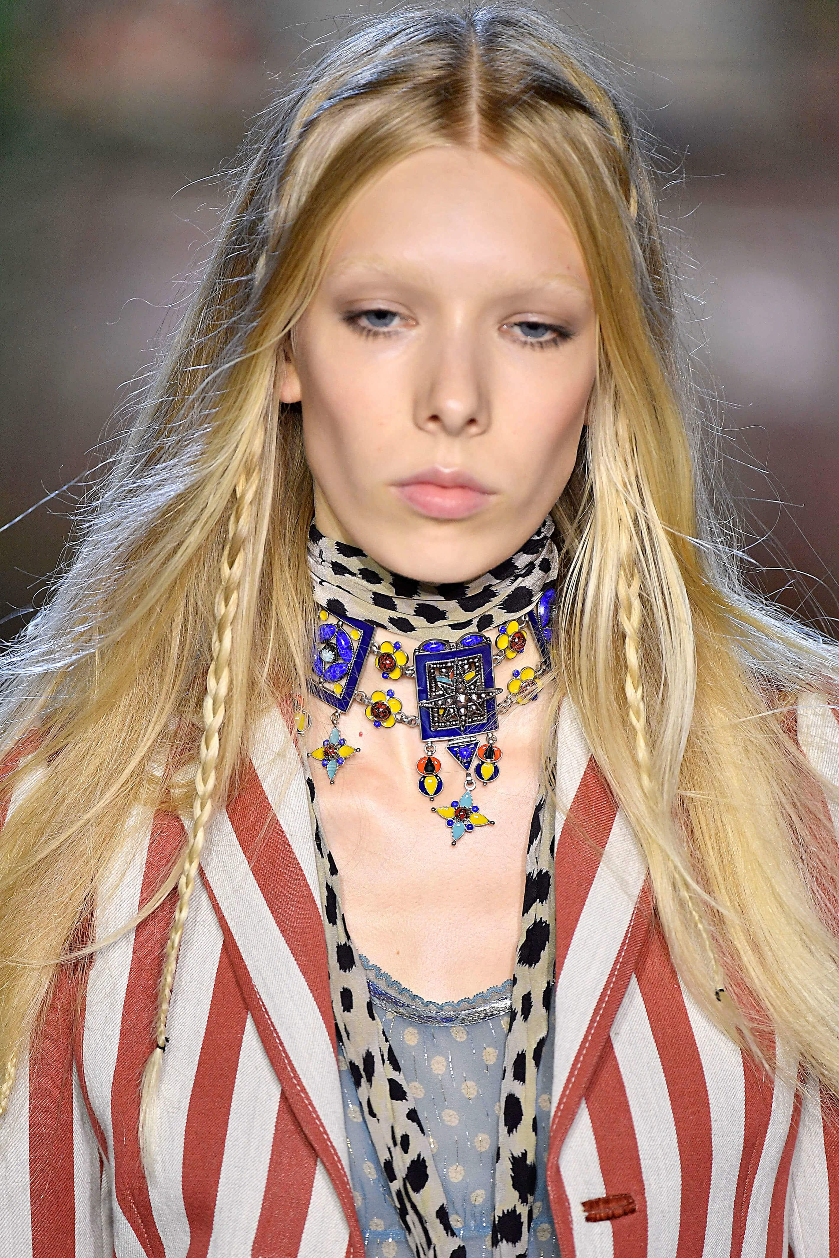 halloween hairstyles hippie pt 2