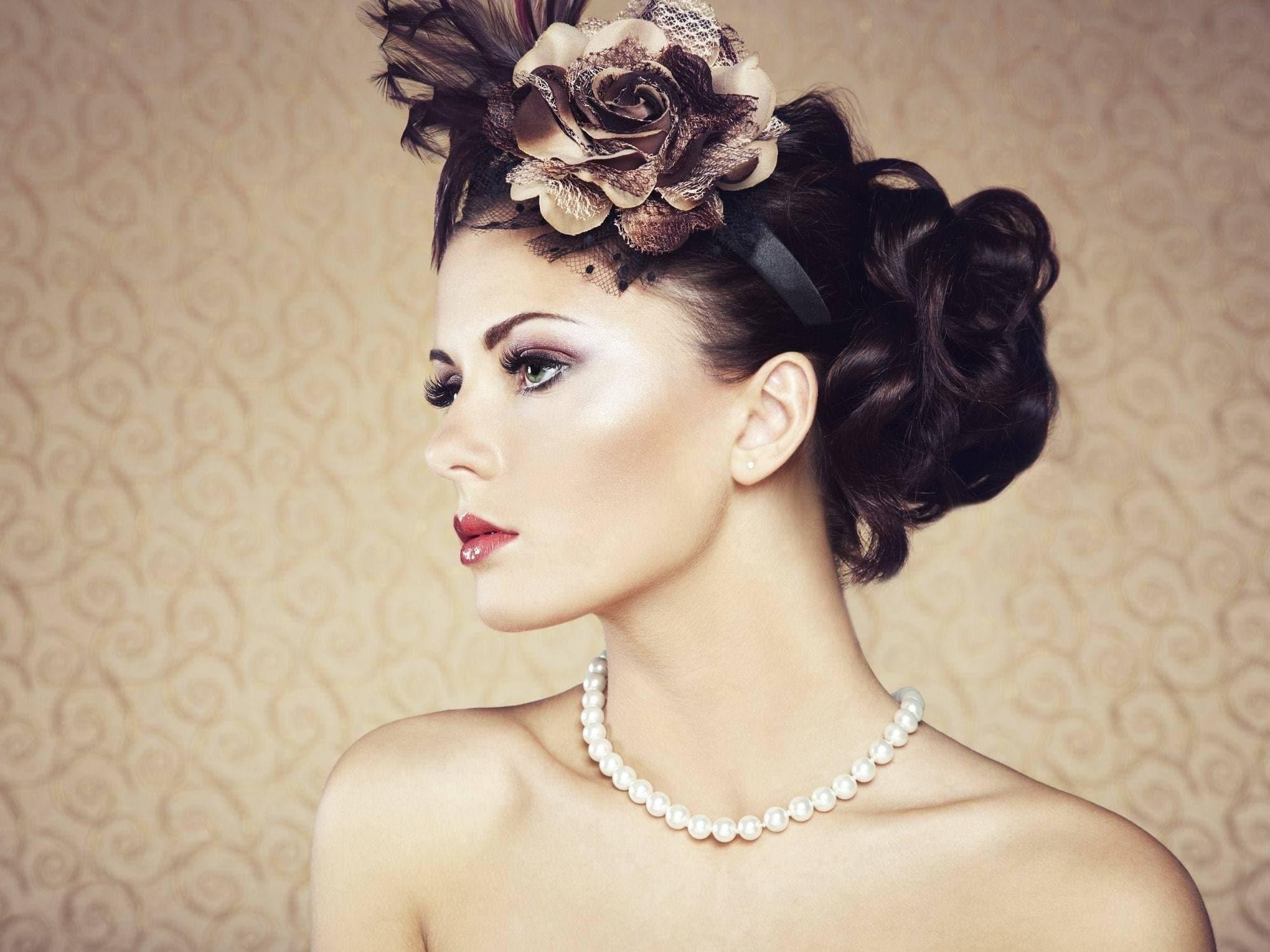 fascinator headband hairstyles