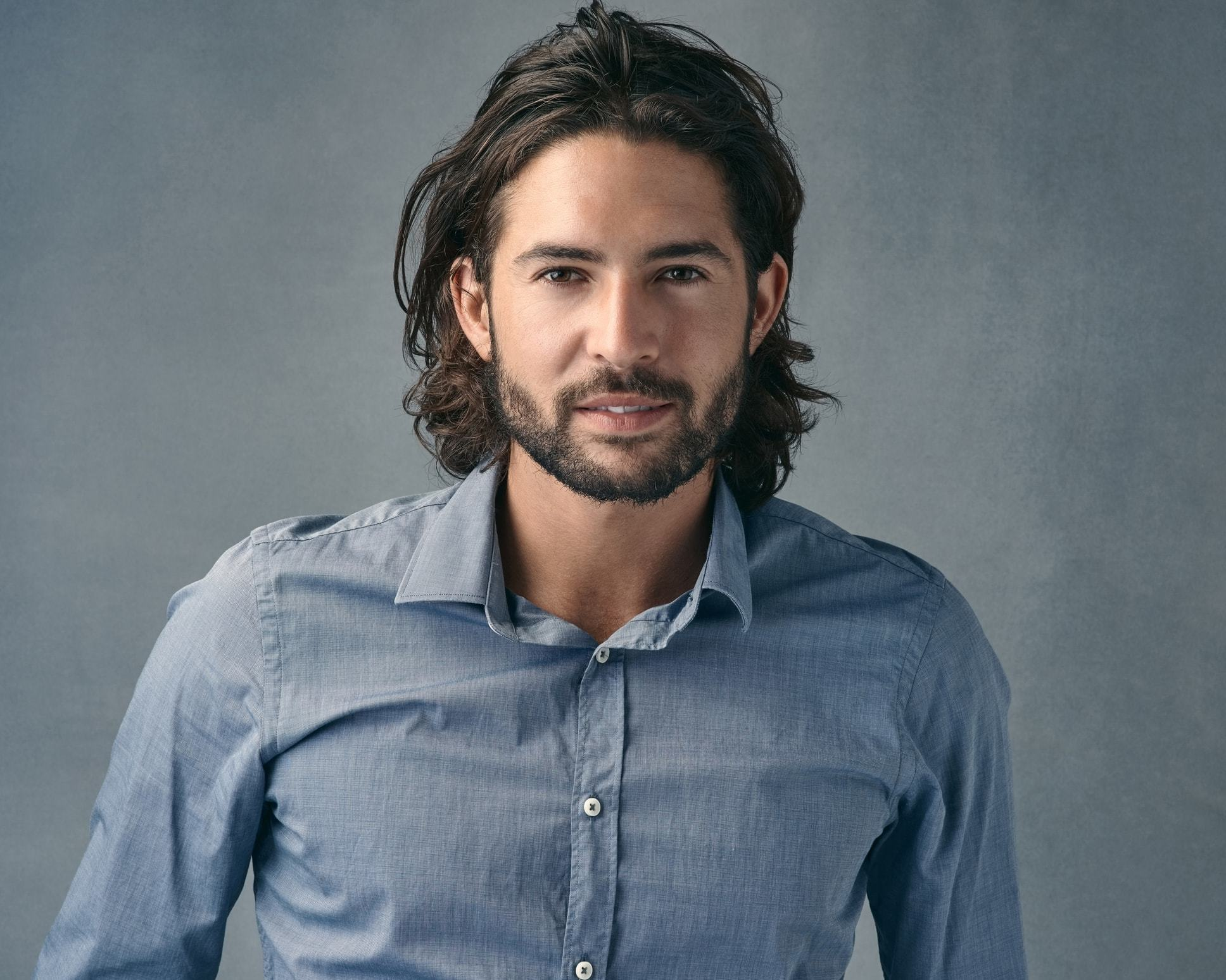 21 Best Long Hairstyles for Men with Thick Hair in 2019 ...
