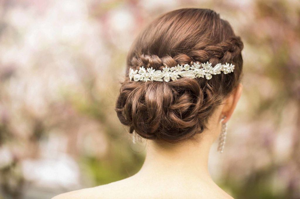 braided updo medieval hairstyles
