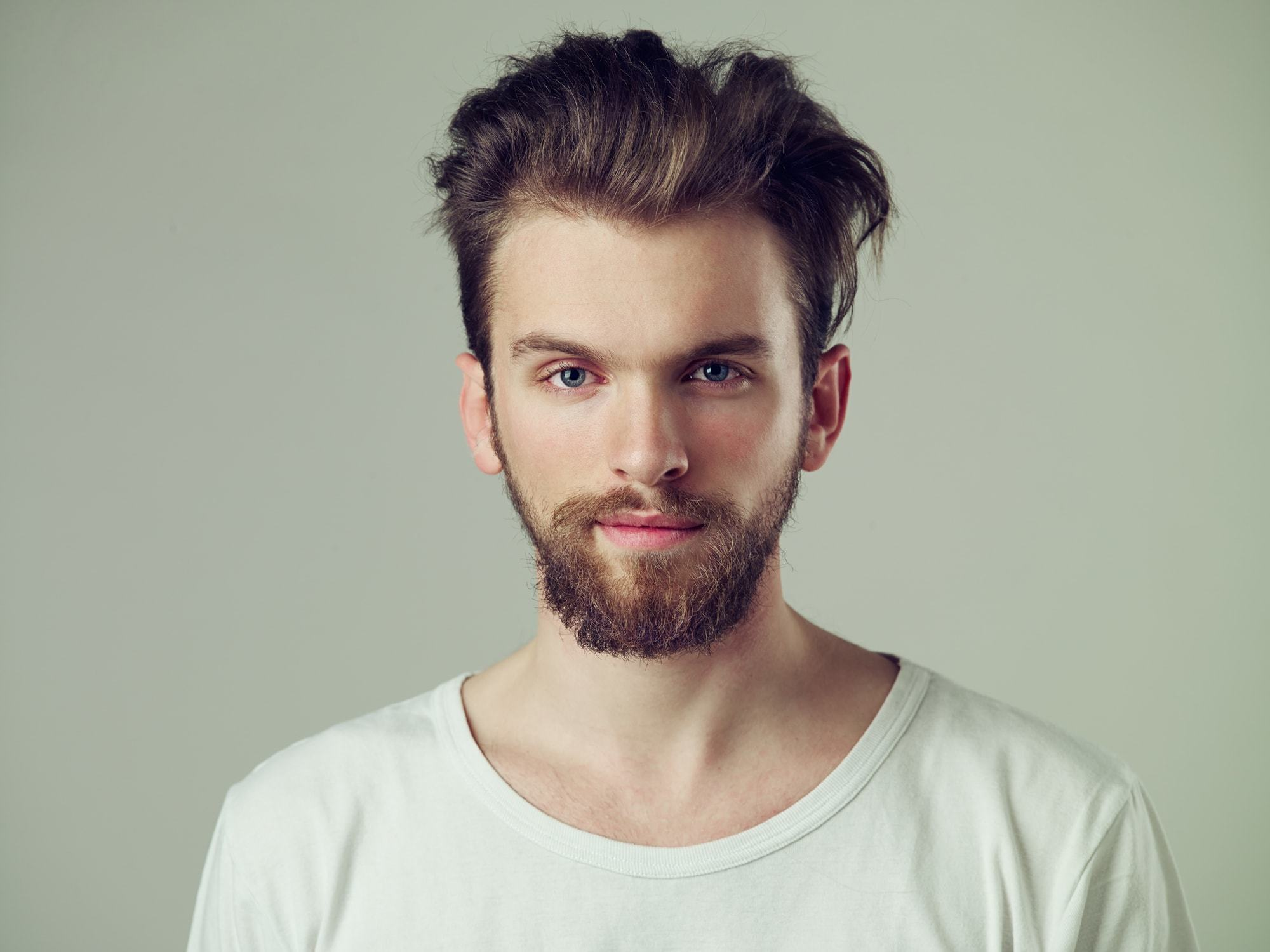 20 Messy Hairstyles Men Can Create in Five Minutes or Less
