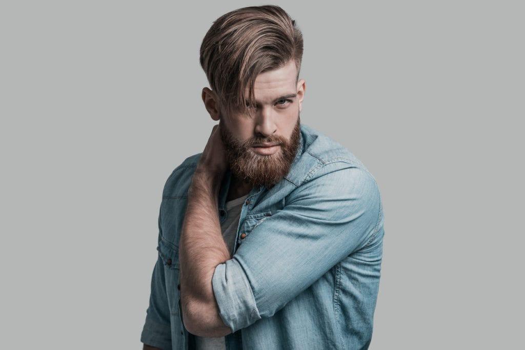 Side Swept Undercut 30 Styles For Men In 2019 All Things