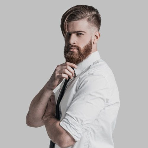 Side Swept Undercut 20 Trendy And Classic Styles For Men