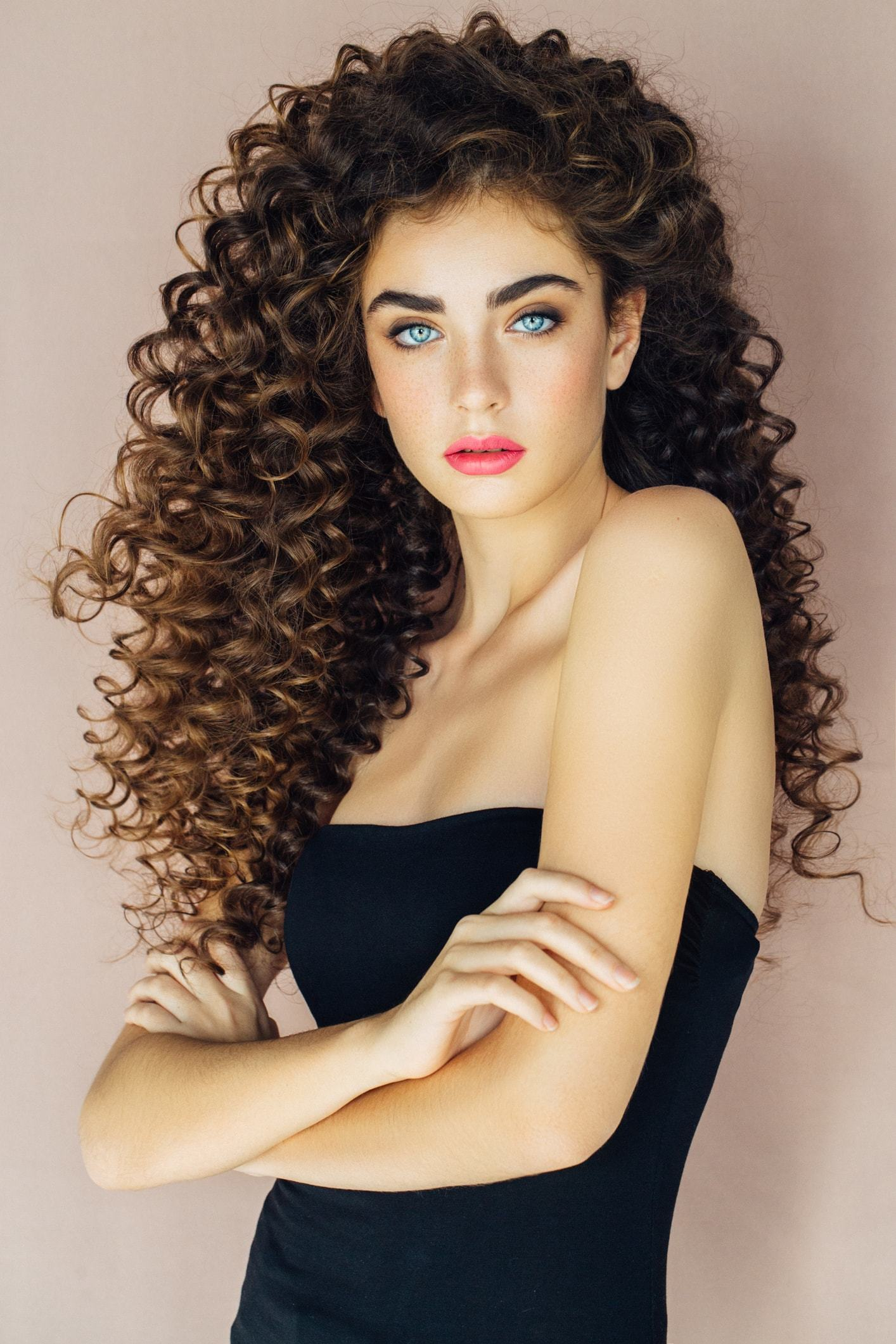 Spiral Perm 24 Modern Ways To Wear This Curly Style All Things Hair Us
