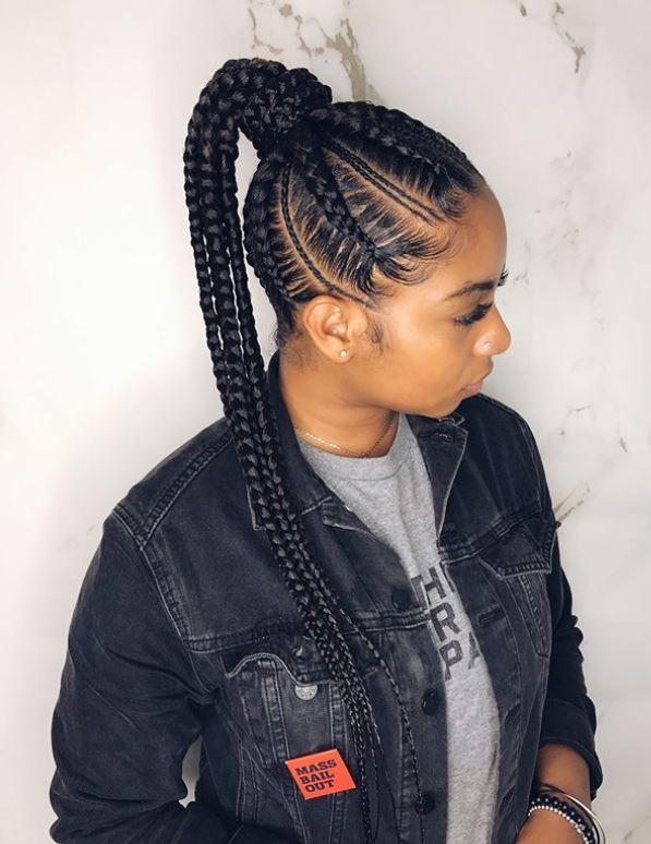 goddess african braids