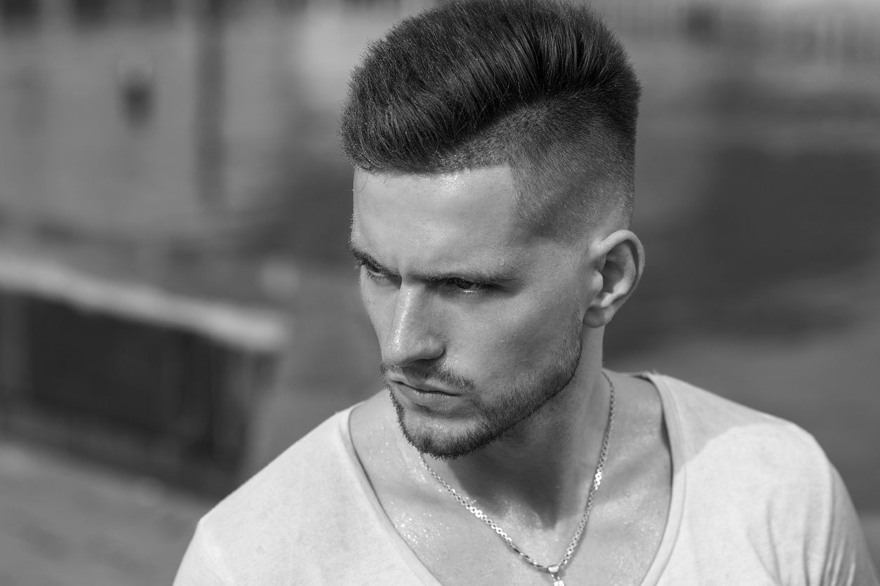 Easy Hairstyles for Guys: 20 No-Fuss Hairstyles and Haircuts