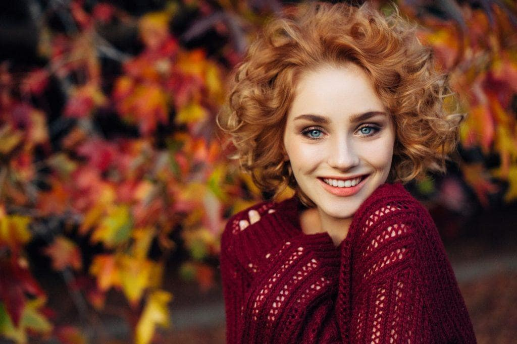 easy styles for curly hair curly bob