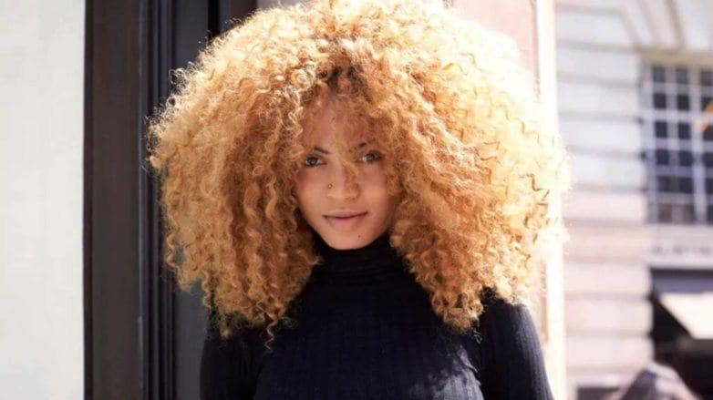 shampoo for natural hair golden blonde hair natural