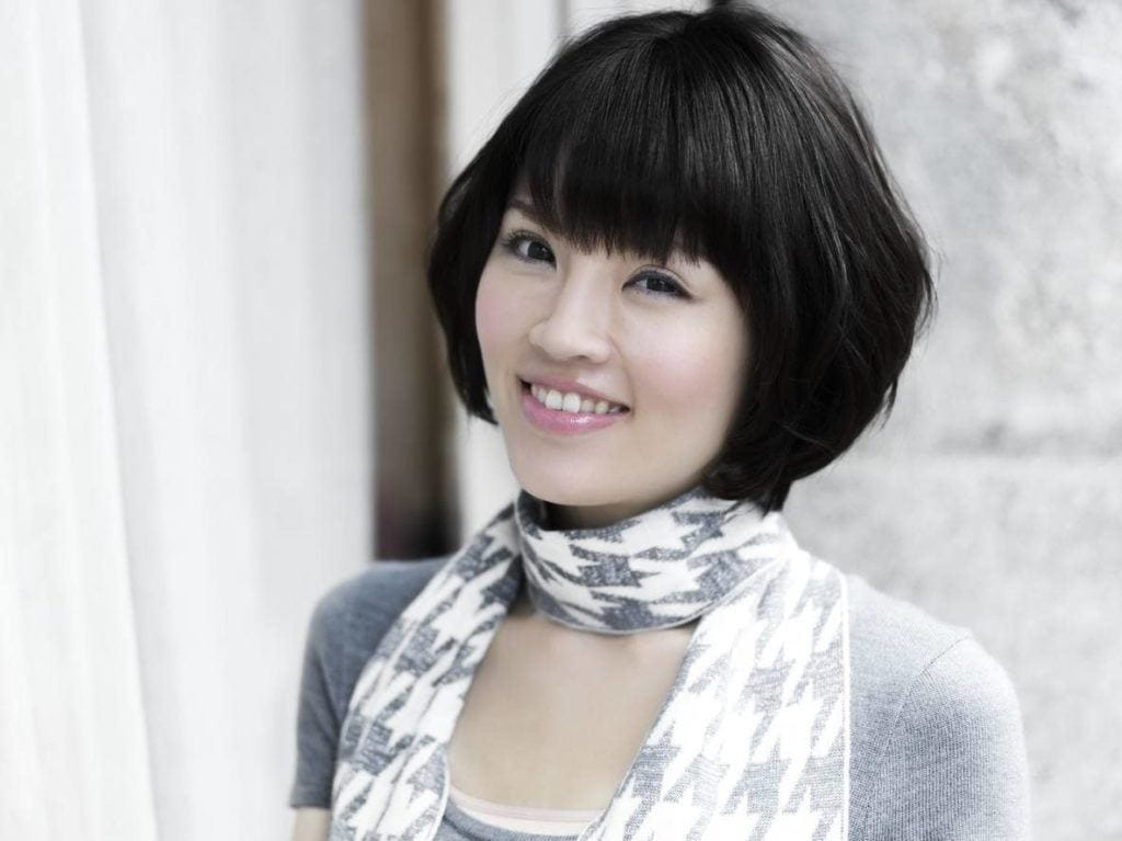 stacked bob Korean short hairstyles