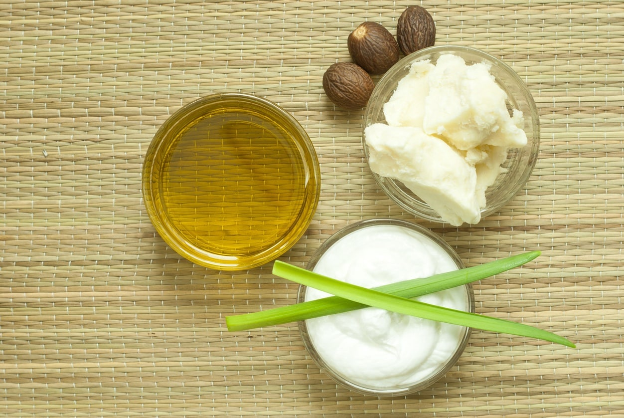 shea butter for hair: conditioner