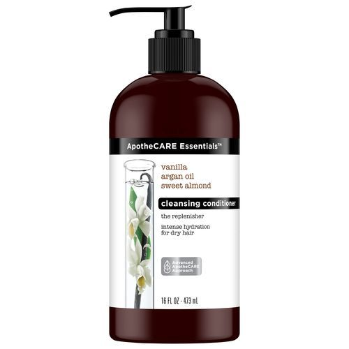 APOTHECARE ESSENTIALS THE REPLENISHER CLEANSING CONDITIONER