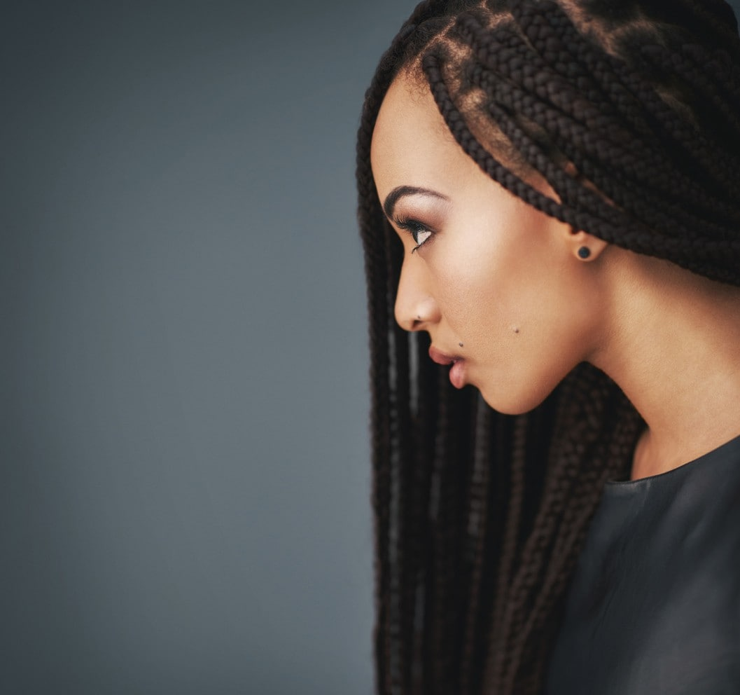 long block braids