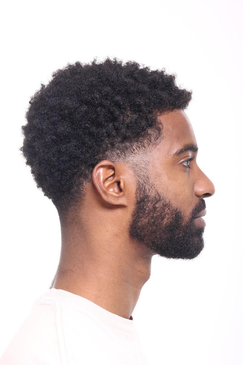 fade haircut fade