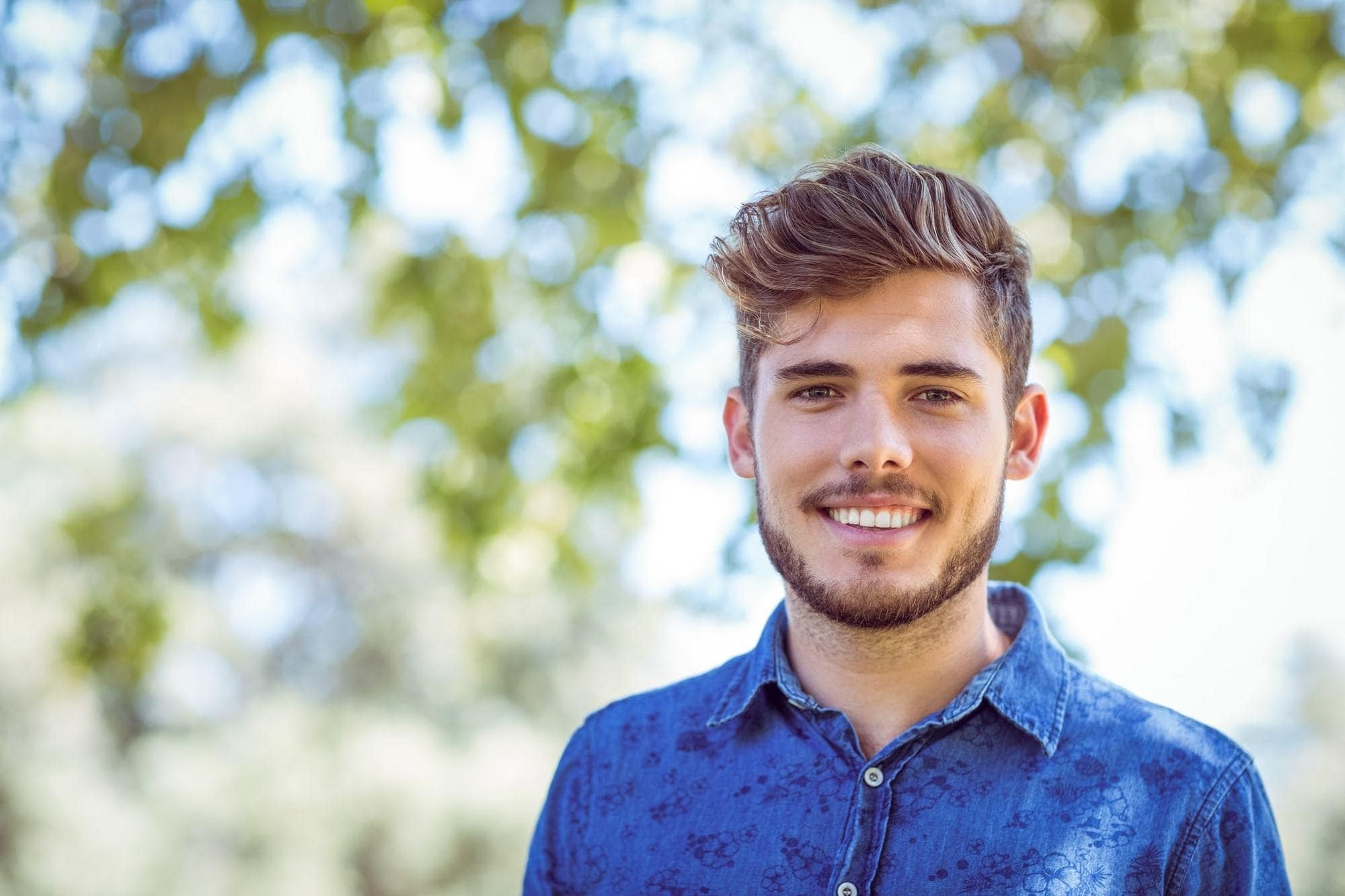 professional haircuts for guys faded pompadour
