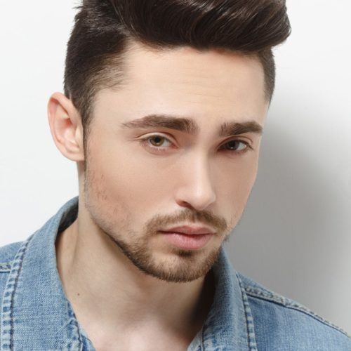Incredible 17 Professional Haircuts And Hairstyles For Men For 2019 Natural Hairstyles Runnerswayorg