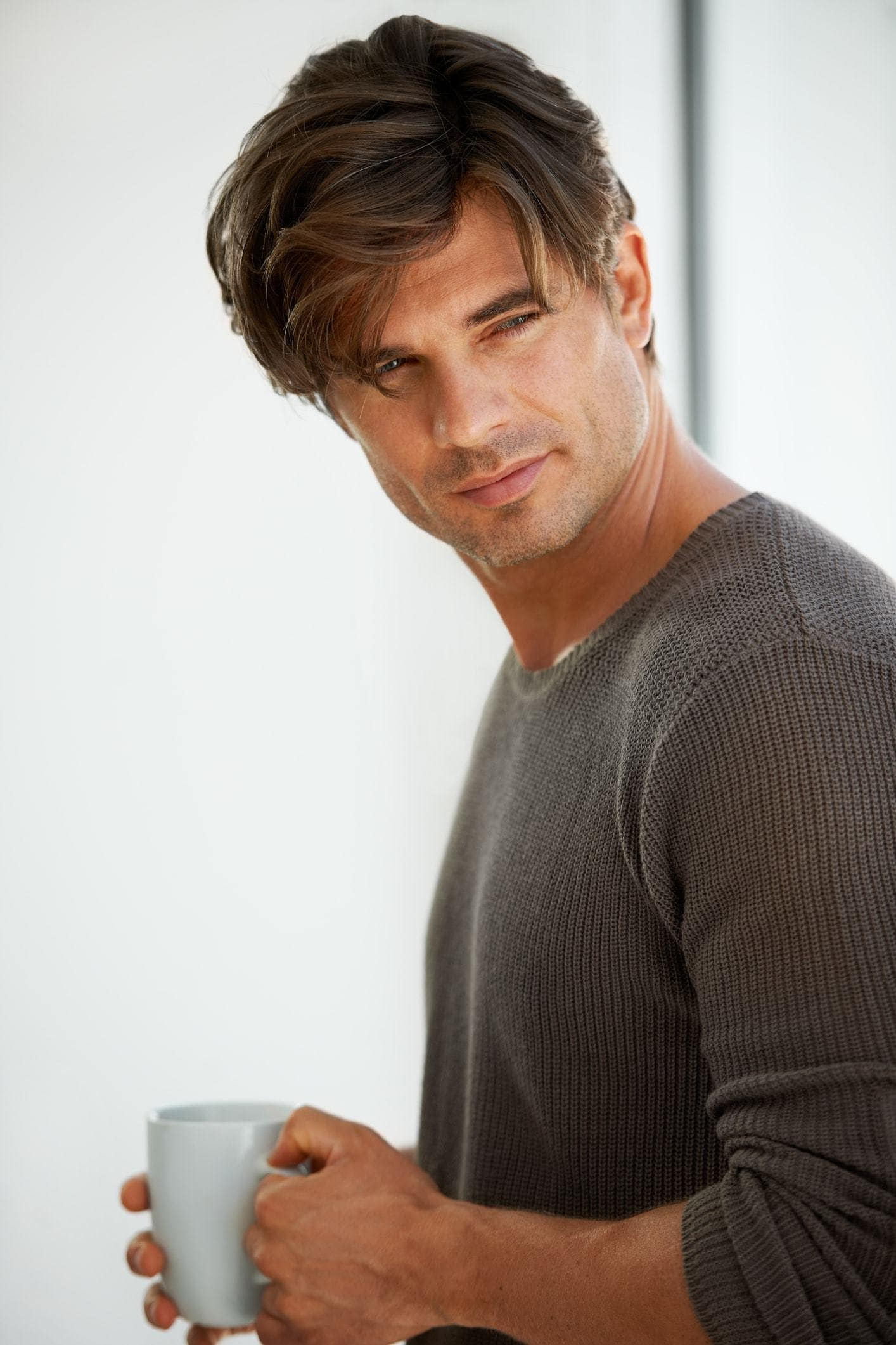professional haircuts for guys point cut