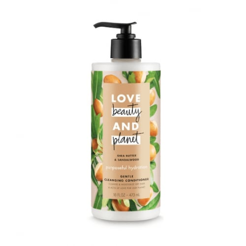 Image of the product love beauty planet purposeful hydration cleansing conditioner