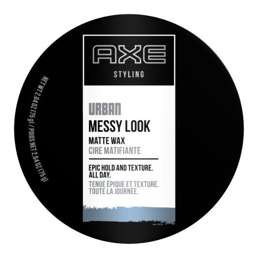 AXE MESSY LOOK MATTE WAX