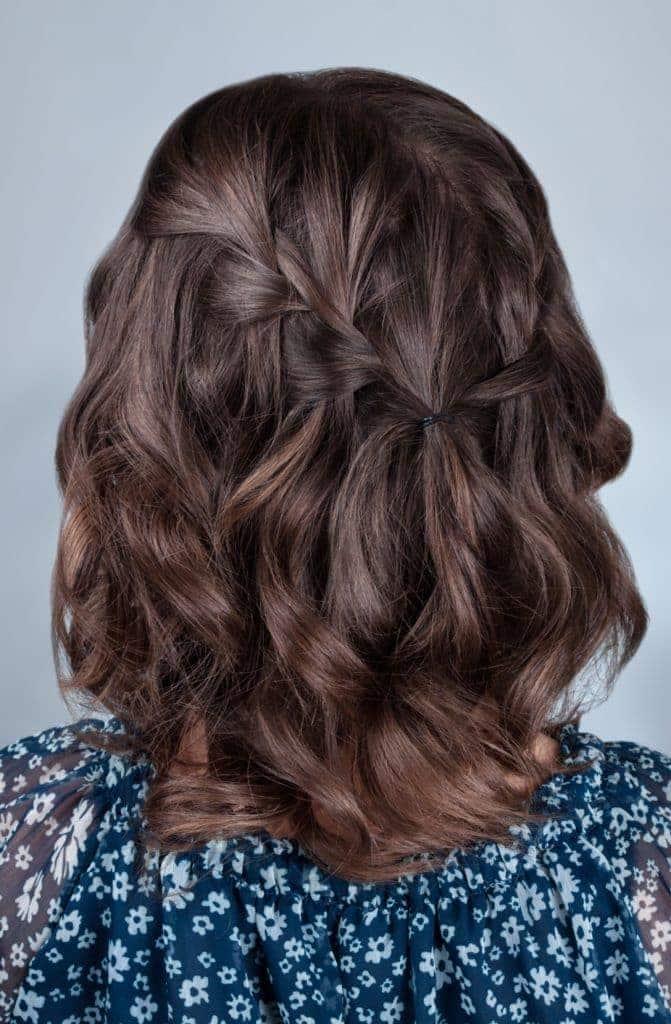 shades of brown hair