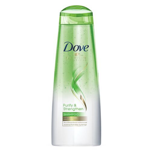 DOVE NUTRITIVE SOLUTIONS PURIFY & STRENGTHEN SHAMPOO