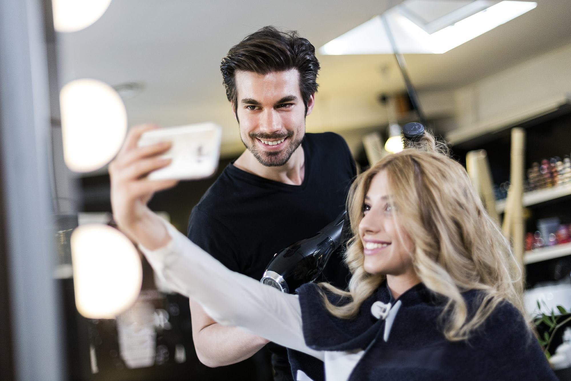 hair color wheel blonde highlights salon