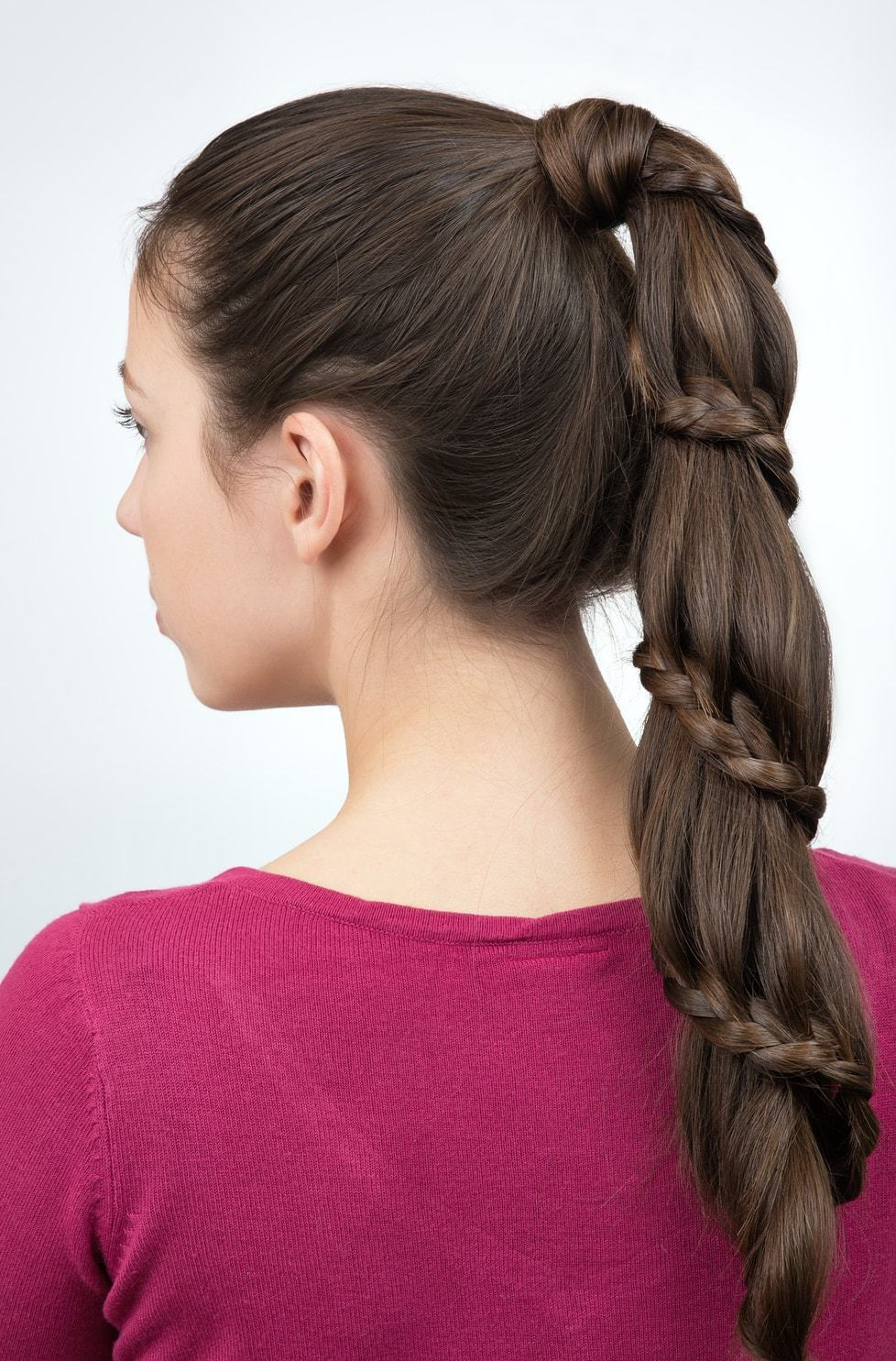 25 Long Hair Updos That Are Perfect For Any Occasion
