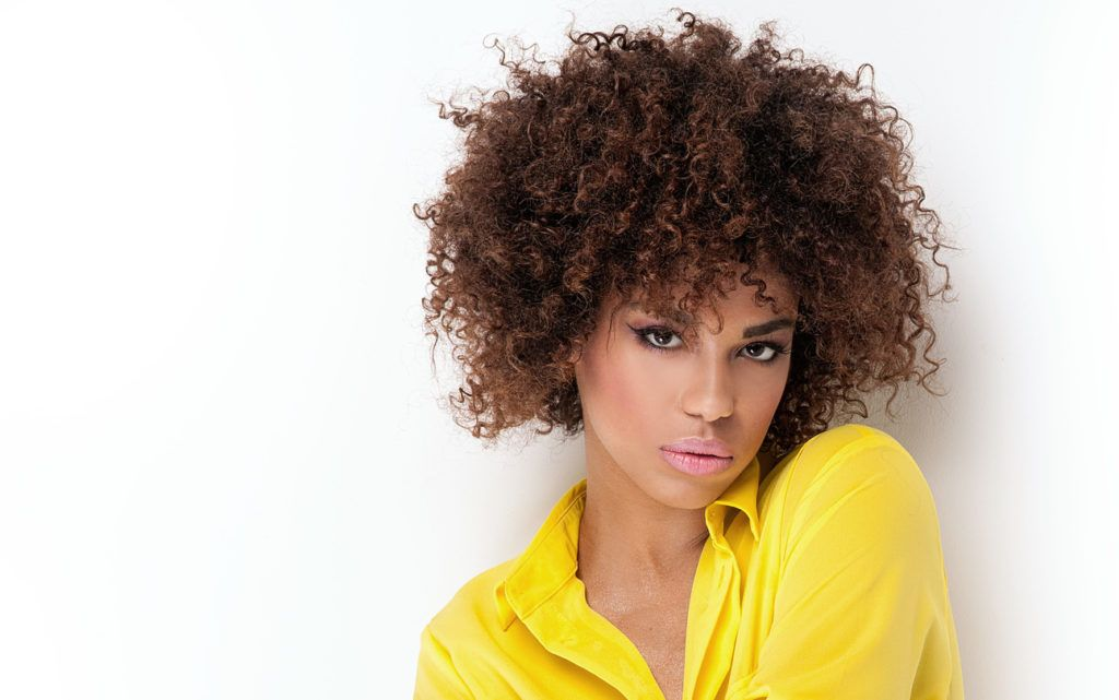 60 Curly Hairstyles For Black Women