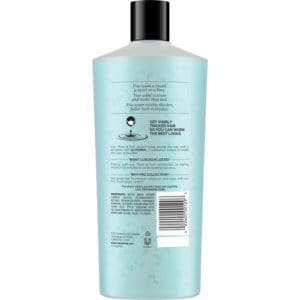 tresemme thickfull shampoo rear view