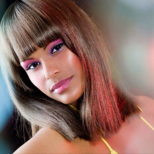 Black Hairstyles With Bangs 16 Styles To Make You Want A Fringe