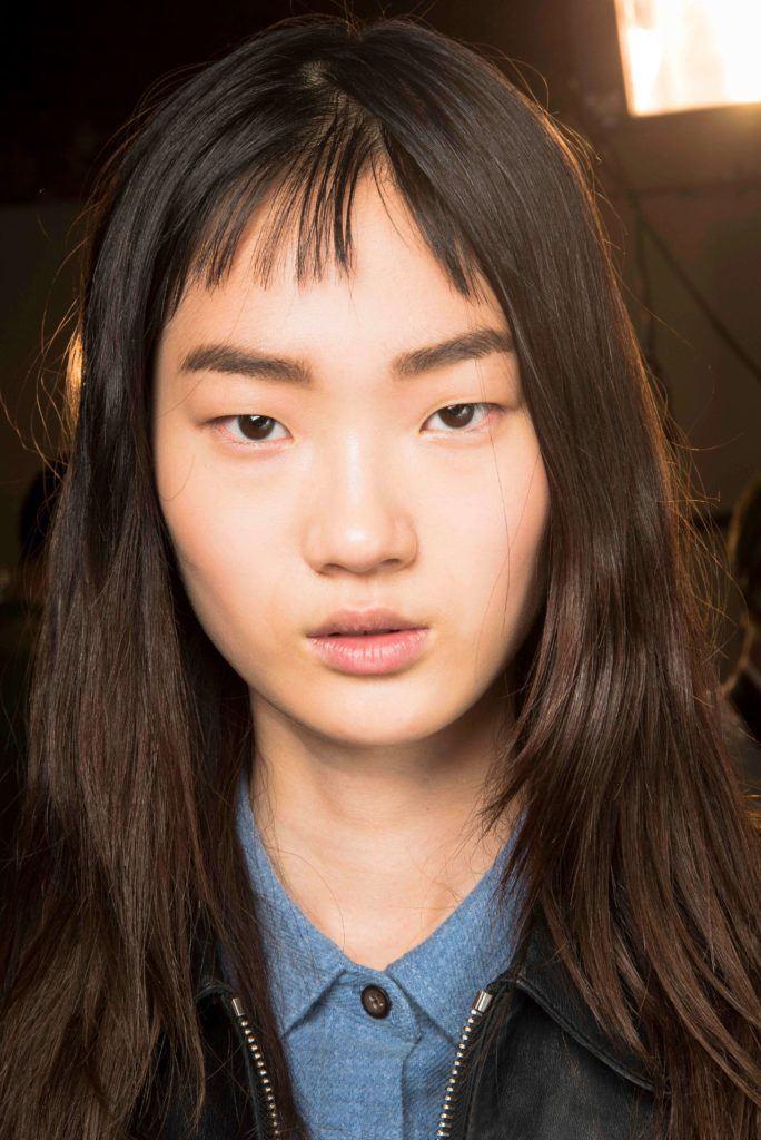 chinese hairstyles micro fringe