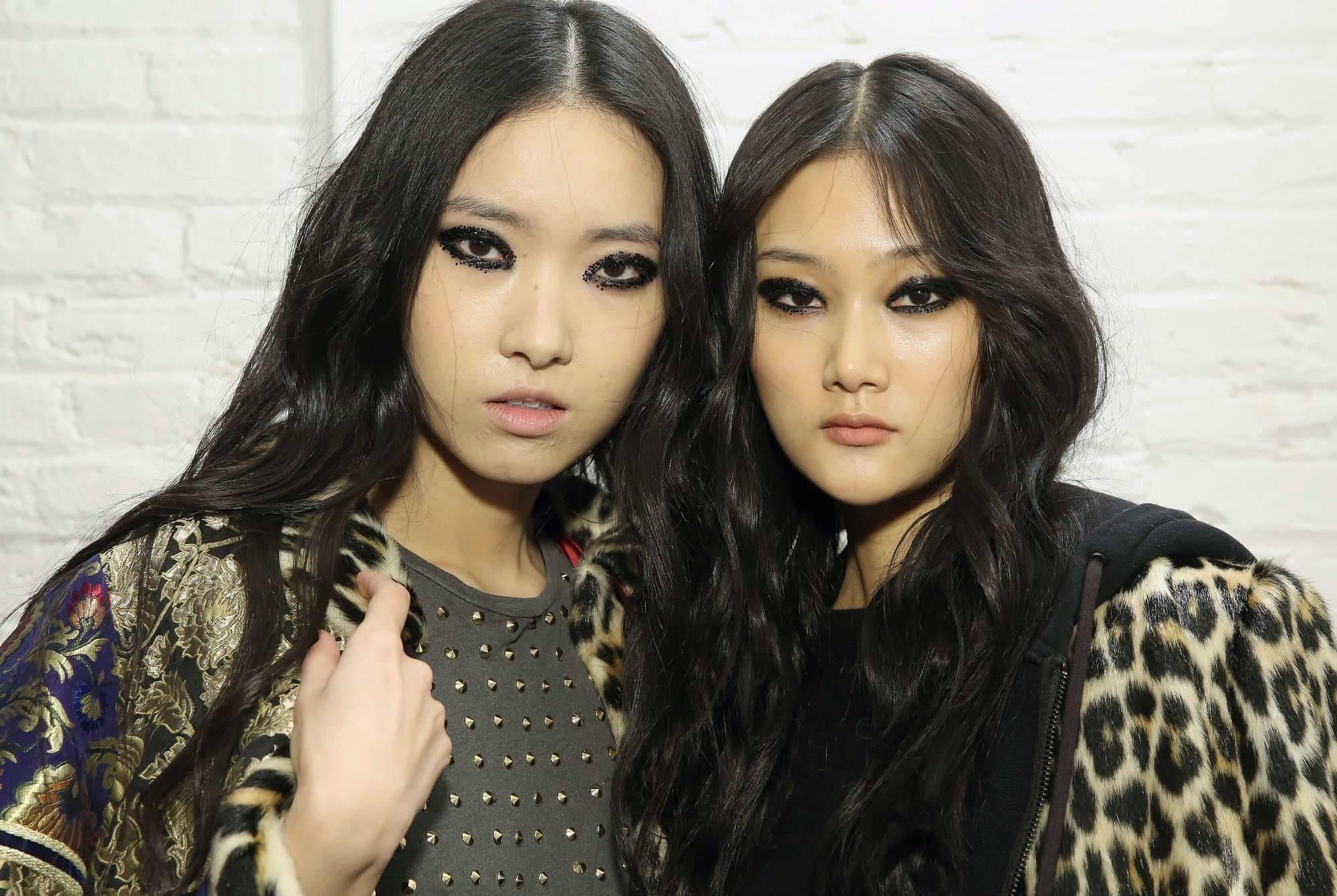 chinese hairstyles wavy