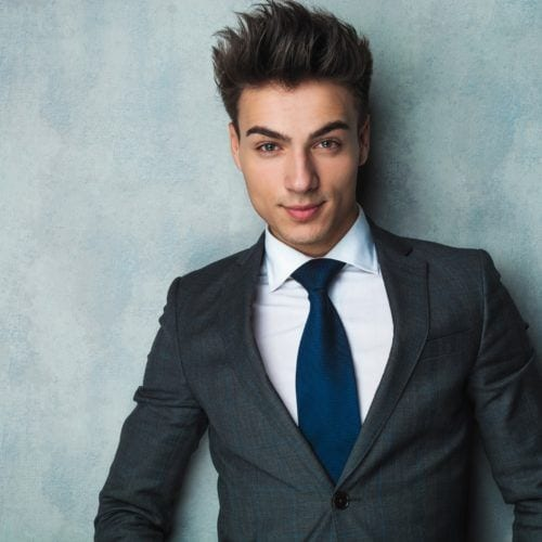 Hairstyles For Men With Fine Hair 25 Best Styles For This Hair Type
