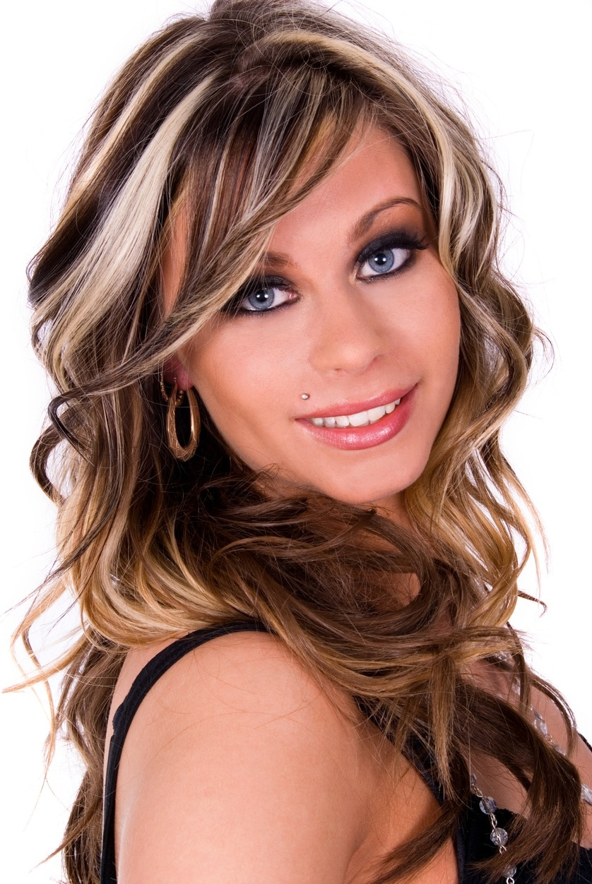 Long Hair With Highlights 18 Ways To Lighten Up Your Locks