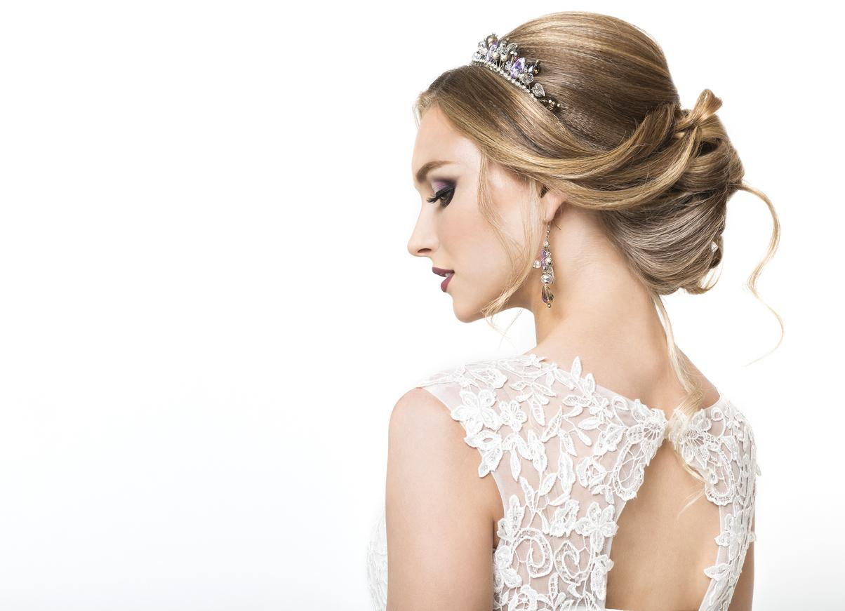 prom hairstyles for medium hair relaxed updo