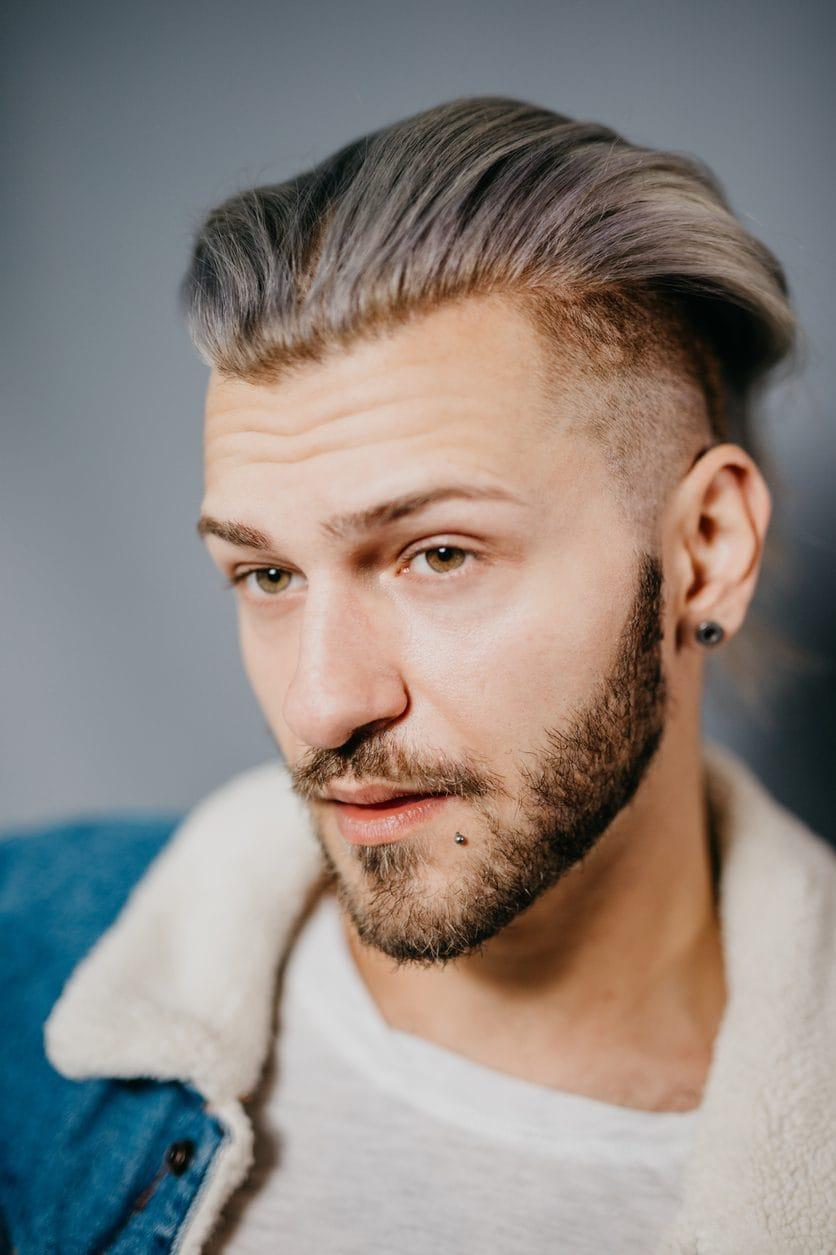 mens medium to long hairstyles undercut