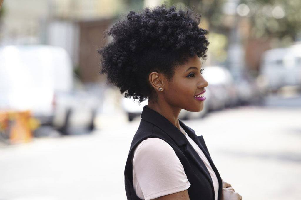 14 Cool Mohawk Hairstyles For Black Women In 2019
