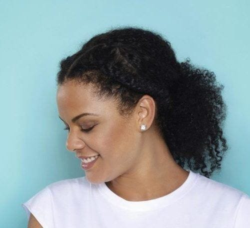 Brilliant 20 Easy Updos For Natural Hair In 2019 Schematic Wiring Diagrams Amerangerunnerswayorg