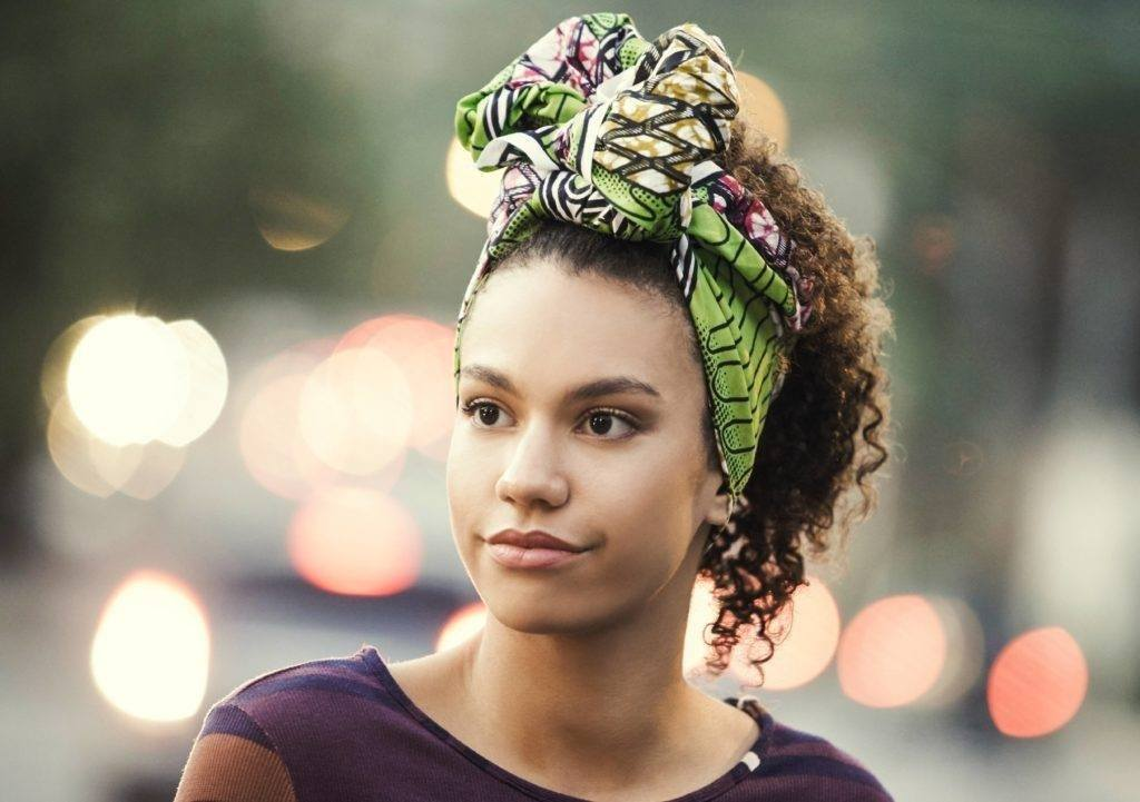 Natural Hair Updos: 20 Easy Styles You Can Do At Home
